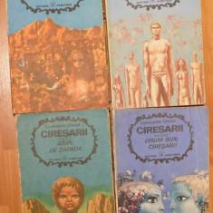 Ciresarii de Constantin Chirita (4 vol) 1972