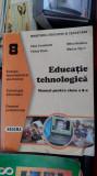 EDUCATIE TEHNOLOGICA CLASA A VIII A VISAN , NEDELCU , CONSTANTIN