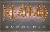 Caseta audio Def Leppard – Euphoria , originala