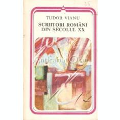 Scriitori Romani Din Secolul XX - Tudor Vianu