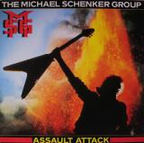 Michael Schenker Group Assault Attack HQ LP (vinyl)