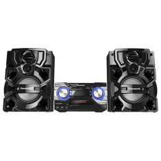 Sistem audio Panasonic High Power SC-AKX660E-K 1700W Black