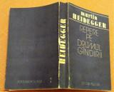 Repere Pe Drumul Gandirii. Editura Politica, 1988 - Martin Heidegger