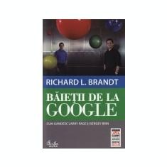Baietii de la Google