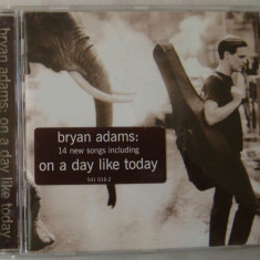 Bryan Adams - On a day like today, CD, A&M rec