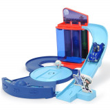 Cumpara ieftin Pista de masini Dickie Toys Eroi in Pijama Control Centre cu 1 masinuta si 1 figurina