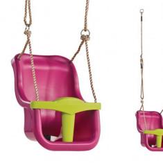 Scaun de leagan pentru bebelusi EXIT Pink