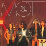 Mott The Hoople Mott remaster+bonus tracks (cd)