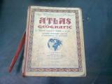 ATLAS GEOGRAFIC - CONST. TEODORESCU