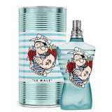 Jean Paul Gaultier Le Male Popeye Eau Fraiche 125 ml pentru barbati, Apa de parfum