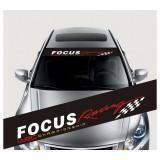 Sticker parasolar auto Focus