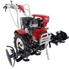 Motocultor Loncin LC1350 (3+1) 13CP cu mini-diferential&roti (6.5x12)