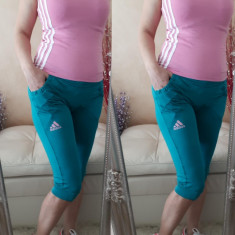 TRENING DAMA , ADIDAS , MODEL NOU !, L, M, S, Din imagine, Bumbac