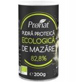 Pudra Proteica de Mazare Bio 200gr Pronat Cod: PRN200212