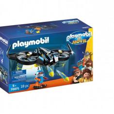 Playmobil The Movie - Robotitron cu drona
