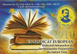 Romania, Sindicatul Independent al Inv. Preuniv., calendar de buzunar, 2010
