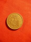 Moneda 5 lei 1930 Heaton , Mihai copil , cal.f.buna
