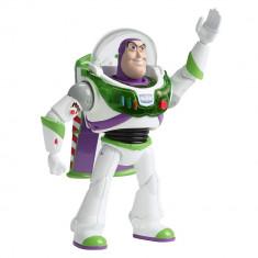 Figurina Mattel Toy Story4 Buzz Lightyear cu functii, sunete si lumini
