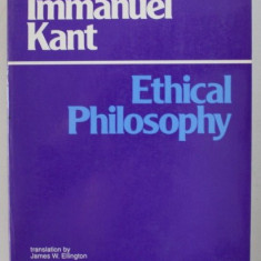 Immanuel Kant - Ethical Philosophy