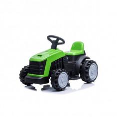 Tractor electric 6V Verde