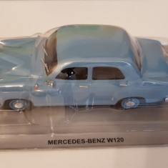 Macheta Mercedes-Benz W 120 1:43
