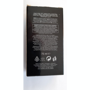 Apa de toaleta Black Suede 75 ml - AVON
