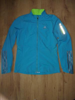 Jachetă sport de dama Adidas Windstopper marimea S foto