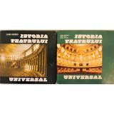 Istoria teatrului universal (vol. 1 + 2) - Ileana Berlogea, Silvia Cucu, Eugen Nicoara