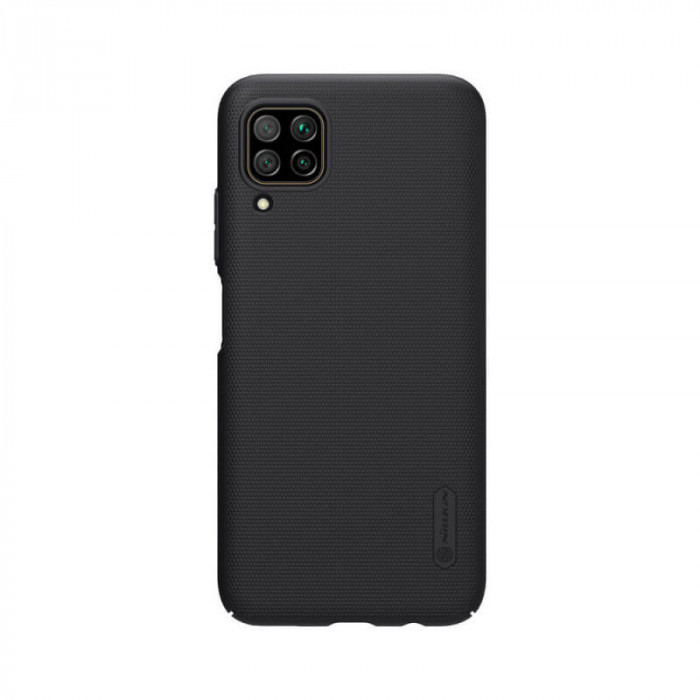 Husa Huawei P40 Lite Negru Nillkin Frosted