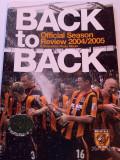 Anuar fotbal - HULL CITY FC (Anglia) sezonul 2004/2005