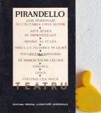 Sase personaje in cautarea unui autor Asta seara se improvizeaza Pirandello