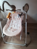 Balansoar electric bebeluși nefolosit, Crem