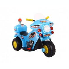 Motor electric pentru copii 991 6V Albastru