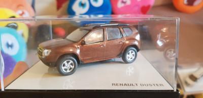 Macheta Renault Duster 1/43 foto