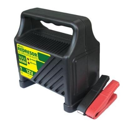 Redresor auto 12V 4A mini, pentru baterii de max 60Ah foto