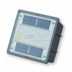 SPOT LED SOLAR GRI ALB RECE P6