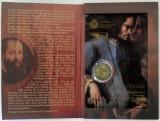 SAN MARINO moneda 2 euro comemorativa 2011 - Giorgio Vasari, folder BU
