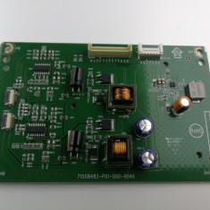 Driver LED-uri 715G8483-P01-000-004K Pentru Ecran TPT400UA -FN06.S