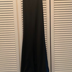Pantaloni barbati HUGO BOSS, mas. 52 2+1 gratis, Negru, Lungi