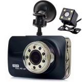 Cumpara ieftin Camera Video Auto Fata Spate Dubla Camera Masina  HD 1080P Camera DVR Auto, BlackBox
