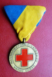 Medalie   Crucea  Rosie