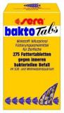 Medicament pesti - SERA - Bakto Tabs 275 TB 100 ml 68 gr
