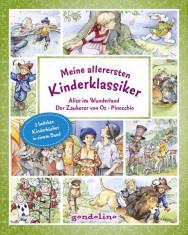 Meine allerersten Kinderklassiker: Alice im Wunderland/Der Zauberer von Oz/Pinocchio foto