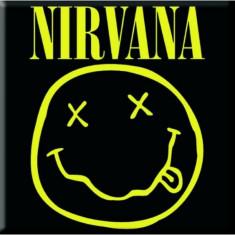 Magnet - Nirvana Smiley | Rock Off