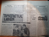 ziarul tineretul liber 13 februarie 1990