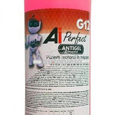 Antigel concentrat AI PERFECT G12 Rosu / Roz 1 L 100AIPG121