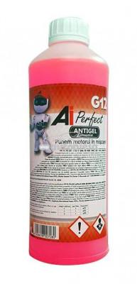 Antigel concentrat AI PERFECT G12 Rosu / Roz 1 L 100AIPG121 foto