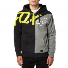 FOX ALCHEMY SASQUATCH ZIP FLEECE [BLK]