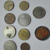 Lot 10 monede Iugislavia / Serbia, Europa