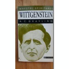 Wittgenstein- A.C.Grayling
